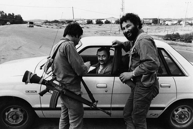 Gaza, 1982.